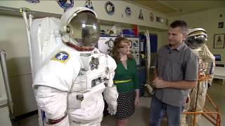 ISS Update: The Difference Between Russian and American Spacesuits