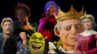 the amazing shrek conspiracy timeline revised theory