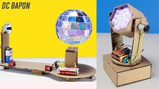 2 Amazing DJ Light Ideas - To Decorate Your Room