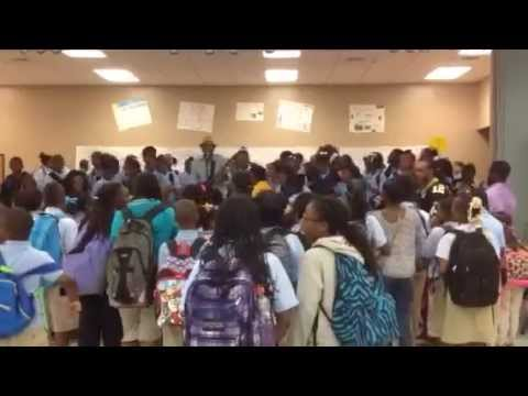 Playing For Change Day Celebration at Celerity Woodmere Charter School