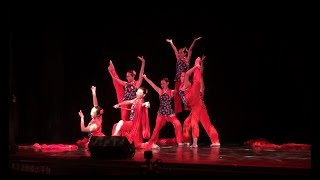 2011-09-04 Red Ribbon Dance (New York Talent Contest)