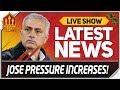 MOURINHO's Nightmare Continues! Man Utd News