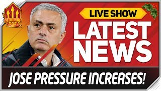 MOURINHO's Nightmare Continues! Man Utd News