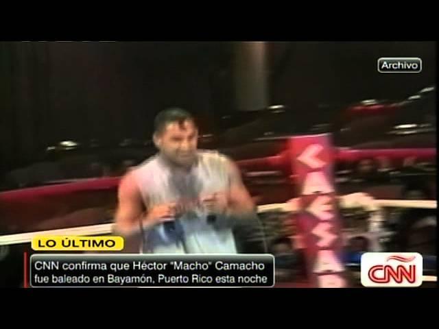 El exboxeador 'Macho' Camacho, baleado Videos De Viajes