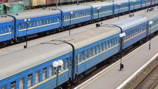 Немного Херсонского ж.д. вокзала(, 2017-07-18T03:37:28.000Z)