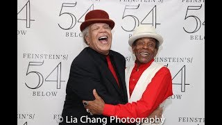 André De Shields and Ken Page Sing 'Fat and Greasy' in 54 SINGS AIN'T MISBEHAVIN'