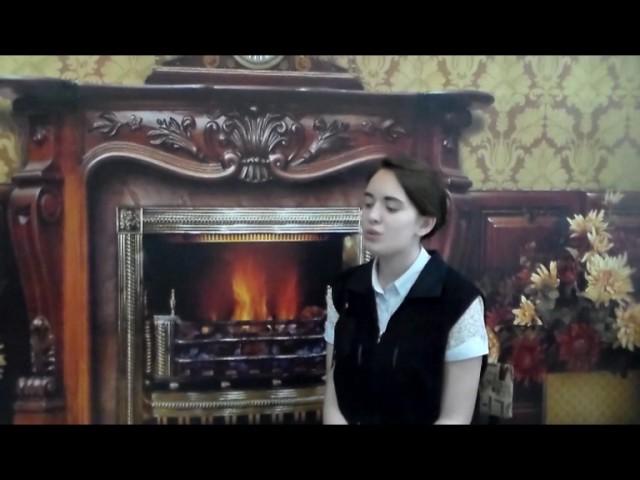 Изображение предпросмотра прочтения – АлександраМихаль читает произведение «Баллада о пианисте» Е.А.Евтушенко