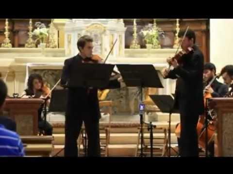 Telemann-Concerto for Two Violas in G Major TWV 52 G3