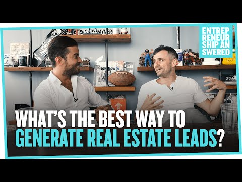 What's The Best Way to Generate Real Estate Leads?