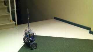 WiFi Balancing robot