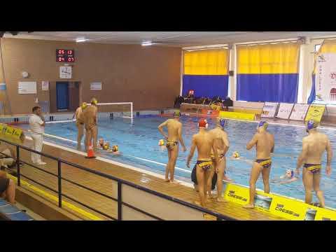 (01-06-19) Club Waterpolo Emalgesa Algeciras - Colegio Brains Madrid 2