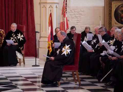 The Installation of the Lord Prior of St John - Dr Neil Conn AO