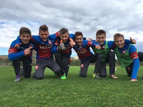 Česká republika U17 - Skotsko U17