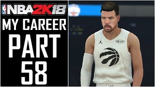 "NBA 2K18 - My Career - Let's Play - Part 58 - ""All-Star Game, Under Armour Shoot"" 