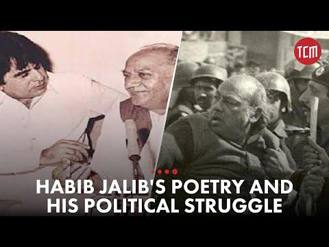 Habib Jalib: A Revolutionary Poet