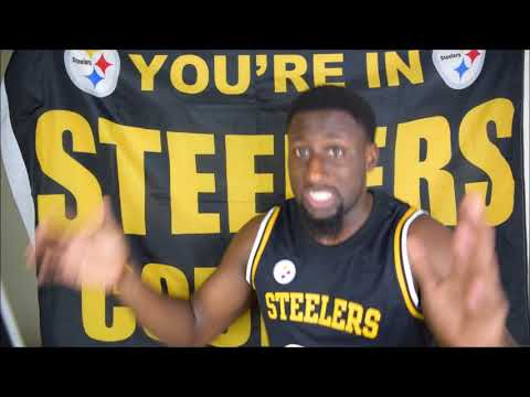 The Pittsburgh Steelers Fail To Sign Le'Veon Bell to a Long Term Deal. The Chiseled Adonis Responds