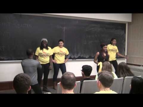 E-Week 2014: NSBE or Nah... Karaoke