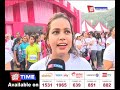 Guwahati hosted the fourth edition of the Pinkathon on Sunday