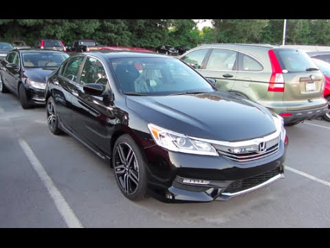 2017 Honda Accord Sport Tour