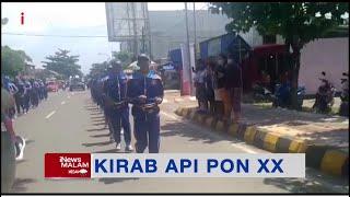 Kirab Api Abadi PON XX di Biak, Papua #iNewsMalam 28/09