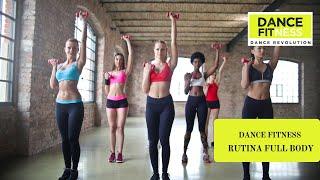 Rutina Full Body Dance Fitness