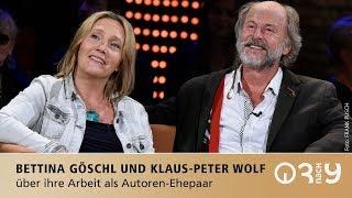 Klaus-Peter Wolf und Bettina Göschl über ihre Autoren-Arbeit // 3nach9