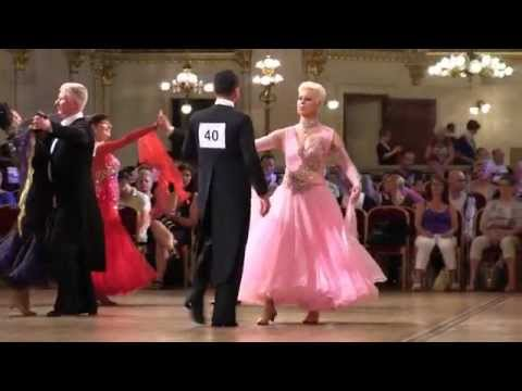 Senior IV STD 2015/06/06 2nd round Quickstep Vienna Dance Concourse