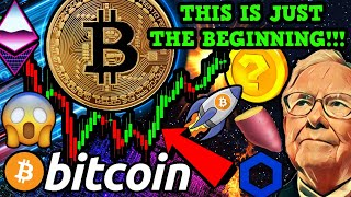 WOW!! BITCOIN EXTREME FOMO!!!! LOOK WHO'S BUYING!!! ALTCOINS EXPLODING!!!