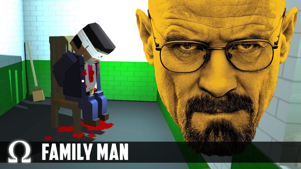 Breaking Bad... but as a VIDEO GAME! | Family Man