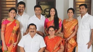 Actor Sivakumar Family Photoshoot - Surya | Karthi | Jyothika