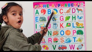 ABCD|ABCD Rhymes| ABC Alphabet Song|Alphabet Songs for children|ABC songs for children|ABCD in Hindi