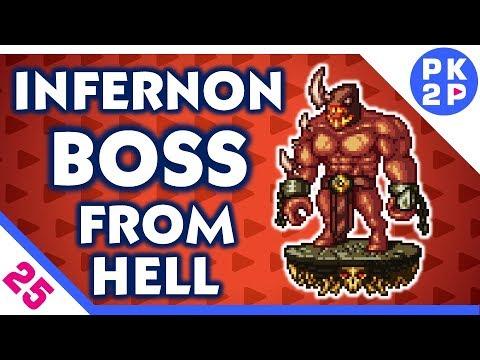 Terraria: Boss do Hell Infernon feat. Destroyer! • Spirit#25 feat. Matheus