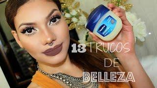 13 Trucos De Belleza y Maquillaje Con Vaselina  Tienes Que Saber!