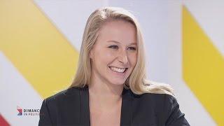 Video Interview de Marion Maréchal Le Pen dans Dimanche en Politique (F3, 05/03/17, 11h25) download MP3, 3GP, MP4, WEBM, AVI, FLV Mei 2017