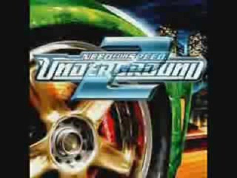 NFS Underground 2 Soundtrack:Fluke - Switch Twitch