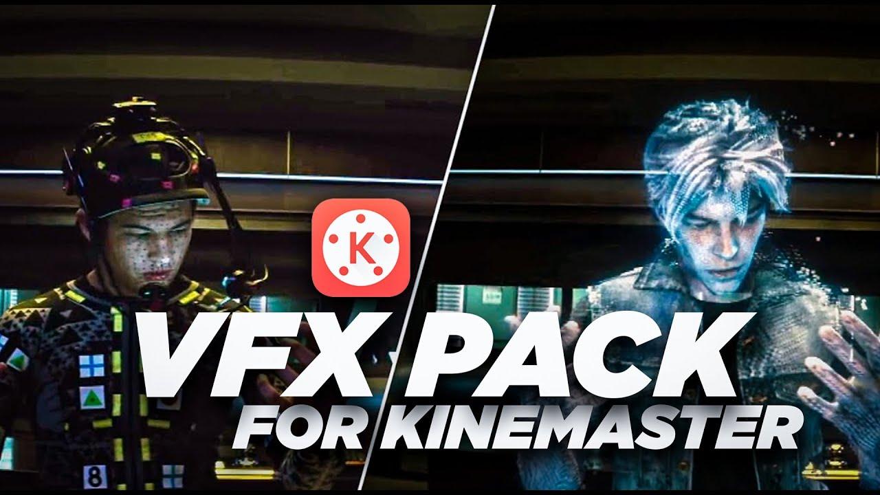 VFX PACK FOR KINEMASTER🔥🔥