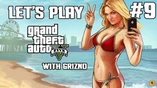 """GTA V EP 9 - """"Life Invader"""" Mission"""