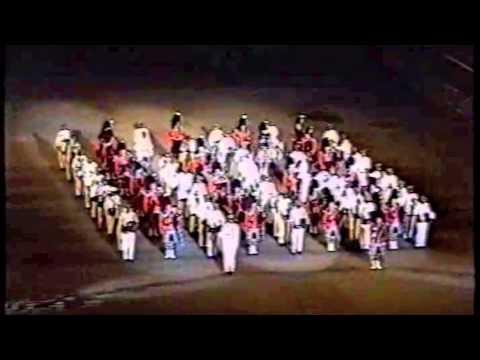 WA Police Pipe Band and Trinidad and Tobago Steel Band