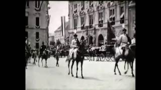Around the world in 1896! footage from 1800's with added sound
