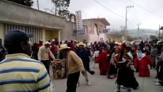 carnaval Santa Ana Hueytlalpan, Hgo.2013