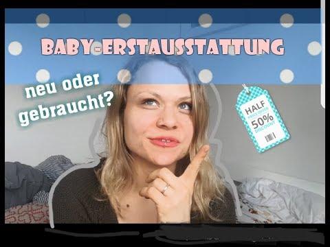 Baby Erstausstattung | Alles SECOND HAND Oder Was? | Meine Erfahrungen & Tipps | Scally O'Hara
