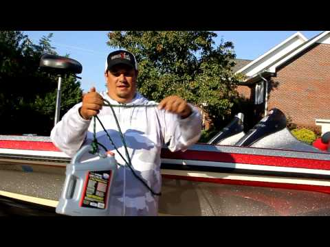 How To Tie The Half & Half Fishing Knot (Double Half Hitch Jam)