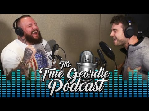 CRUSHED BY A TREE | True Geordie Podcast #7
