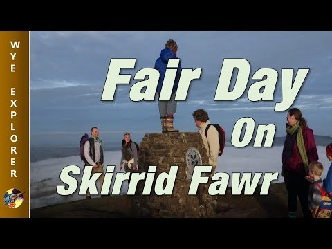 A Fair Day On Skirrid Fawr