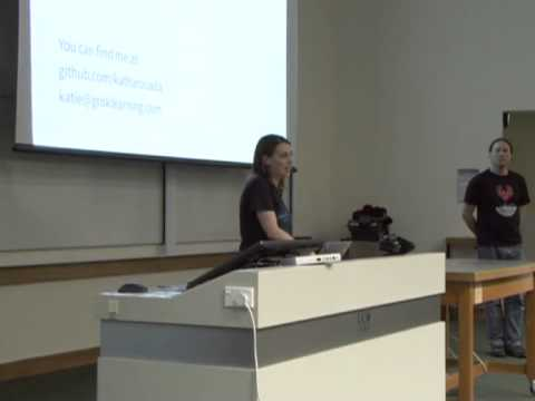 Keynote: Katie Bell - How Python works as a teaching language