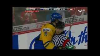 JVM-final - Sverige vs. Ryssland (Highlights)