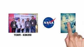 3D Food Printer  Team Kokino