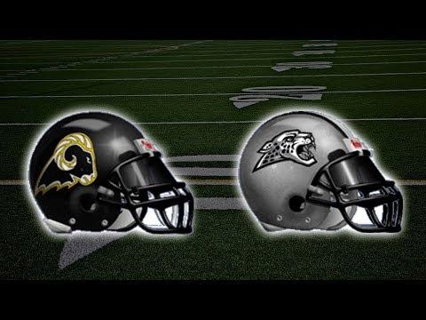 CIML Varsity Football SE Polk vs Centennial