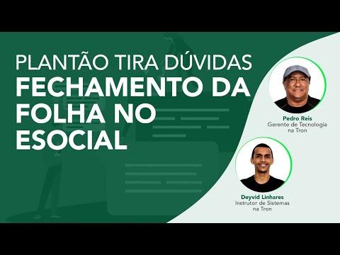 Plantão tira dúvidas Fechamento da Folha no eSocial