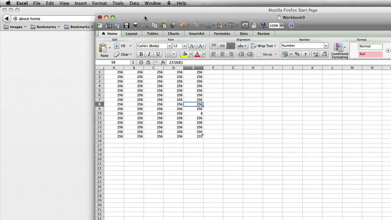 How to Change Excel Row Name